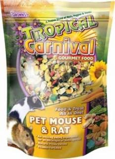 F.M. Brown's Tropical Carnival Rat/Mouse 22.5 lb.