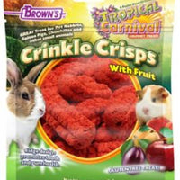F.M. Brown's Crinkle Crisps with Fruit 1.5 oz.