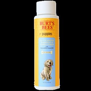 Fetch For Pets Burt's Bees Natural Pet Care - 2 In 1 Tearless Puppy Shampoo 16 oz.
