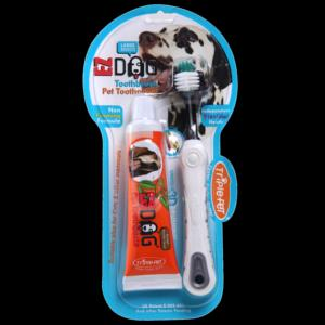 Fetch For Pets EzDog Dental Kit For Large Breeds