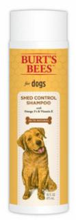 Burt's Bees Shed Control Shampoo for Dogs 16Z