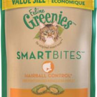 GREENIES Smartbites Hairball Control Chicken Cat 4.6oz