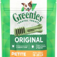 Greenies Canine Entry Pack Petite 3Z