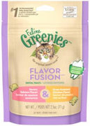 Greenies Feline Dental Treat Chicken/Salmon 2.5 oz.