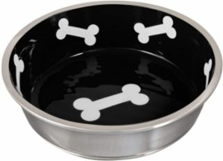 Loving Pets Midnight Robusto Bowl Large