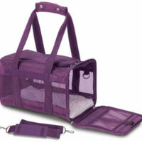 Sherpa Original Deluxe Carrier Small Plum