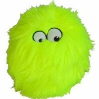 GoDog Lime Furballz Small