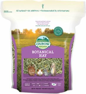 Oxbow Botanical Hay 12/15 oz.