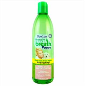 Tropiclean Fresh Breath Puppy Water Additive 16oz
