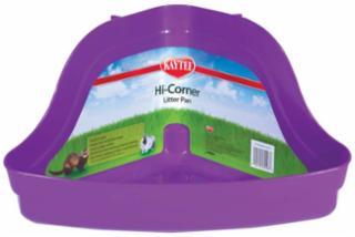 Super Pet Hi Corner Litter Pan