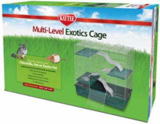 Super Pet My First Home Multilevel Exotics Cage