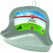 Super Pet Tall Corner Litter Pan With Quick Lock