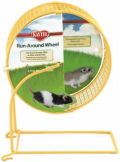 Super Pet Run-Around Wheel, Small, 5.75""