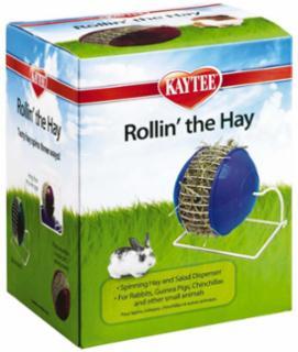 Super Pet Rollin' The Hay