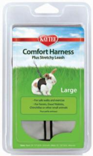 Super Pet  Comfort Harness & Stretchy Leash, Large
