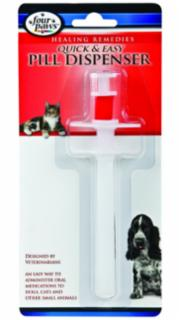 Four Paws Quick & Easy Pill Dispenser for All Animals