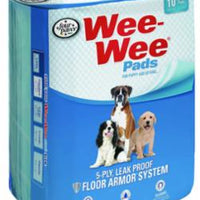 Four Paws Wee Wee Pads 10CT *REPL 456032