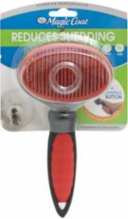 Four Paws Magic Coat Self Cleaning Slicker Brush *Replaces 456028