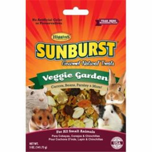 Higgins Sunburst Treats Veggie Garden 6/5oz