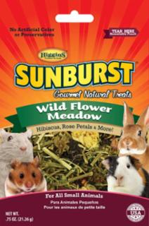Higgins Sunburst Treats Wild Flower Meadow 6/0.75oz