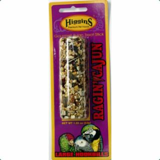 Higgins Sunburst Treat Sticks Ragin Cajun Parrot/Conure 2oz