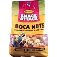 Higgins Sunburst Boca Nuts Shelled Treat 20#