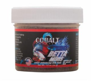 Cobalt Betta Mini Floating Pellets 1.2z