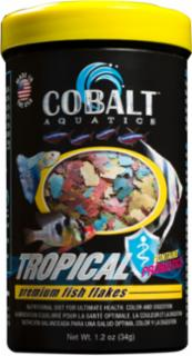 Cobalt Tropical Premium Flake 1.2z
