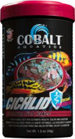 Cobalt Cichlid Flake Food 1.2z