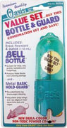 Kordon Bell Bottle & Guard Value-Set 4OZ
