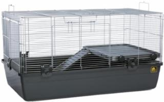 Prevue Universal Small Animal Home - Dark Gray