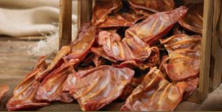 American Farms Natural Pig Ears Unwrapped 100Ct
