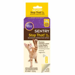SENTRY Stop That!™ Behavior Correction Spray Cats 1oz
