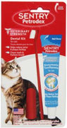 Sergeant's SENTRY Petrodex VS Dental Care Kit Cat Malt Toothpaste