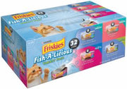 Friskies Fishalicious Variety 5.5oz 32CT *REPL 050474