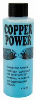 Copper Power Blue For Salt Water 4 oz.
