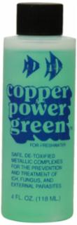 Copper Power Green Fresh Water 4 oz.