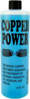 Copper Power Blue For Salt Water 16 oz.