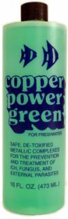 Copper Power Green For Fresh Water 16 oz.