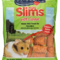 Vitakraft Hamster Mini Carrot Slims 1.76oz