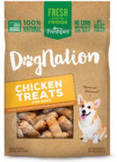 Freshpet Dog Nation Chicken Treats 8 oz.