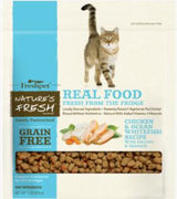 Freshpet Nature's Fresh Grain-Free Chicken & Ocean Whitefish  Recipe For Cats 1#