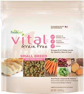 Freshpet Vital Small Breed 1#