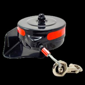 Howard Retratable Reel Large Bracket Mount