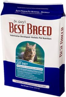 Best Breed Cat Diet 30 lb.