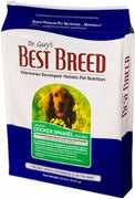Best Breed Cocker Spaniel Dog Diet 30 lb.