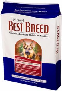 Best Breed German Dog Diet 15 lb.