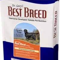 Best Breed Grain Free Red Meat Recipe Dog 30#