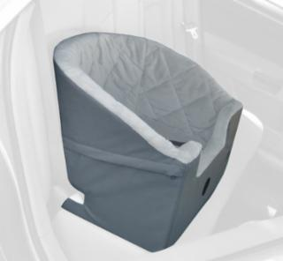 K&H Bucket Booster Pet Seat Small Gray