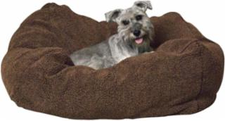 K&H Cuddle Cube Medium Mocha 28X28